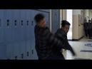Школьная драка 13 причин почему 2 сезон 13 Reasons Why 2x11 School Fight Scene