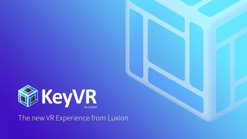 Introducing KeyVR - One-Click VR