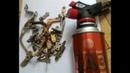 Как правильно отпаивать контакты обычной газовой горелкой