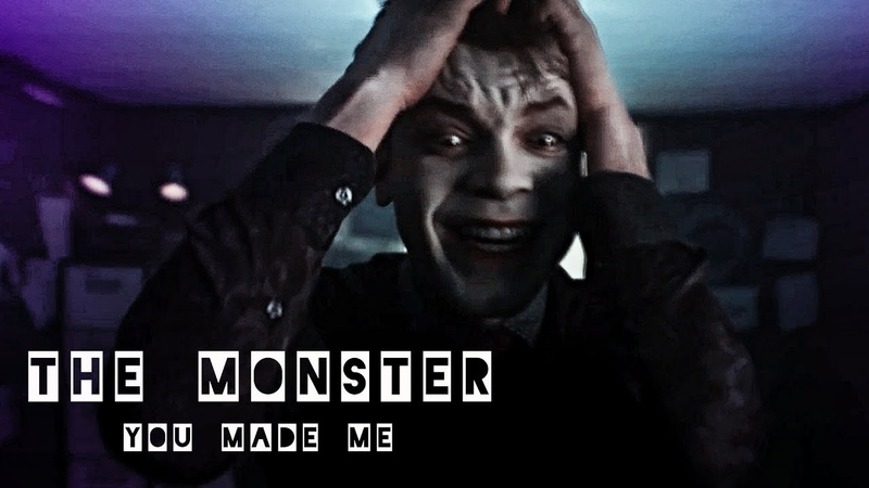 Jerome Valeska ft. Jeremiah | the monster you made me [4x18]