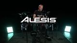 Alesis Crimson II Mesh Electronic Drum Kit - kit sounds Gear4music demo