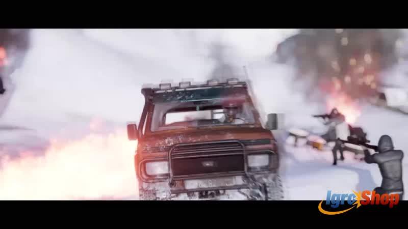 PUBG Vikendi Zima Trailer (2019)