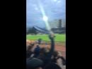 Эмоции после победного забитого гола Авангардом в ворота Шинника