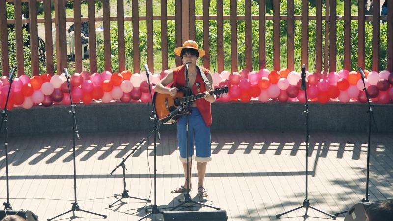 Воронеж 2014: Луфи, концерт на форум-выставке