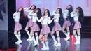 181111 페이브걸즈(FAVE GIRLS) - Holiday (SNSD Cover) Encore [Pre-Show WE?] 4K 직캠 by 비몽