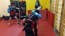 Тайский бокс. Вольный бой в БУЛАТ (РОССИЯ)