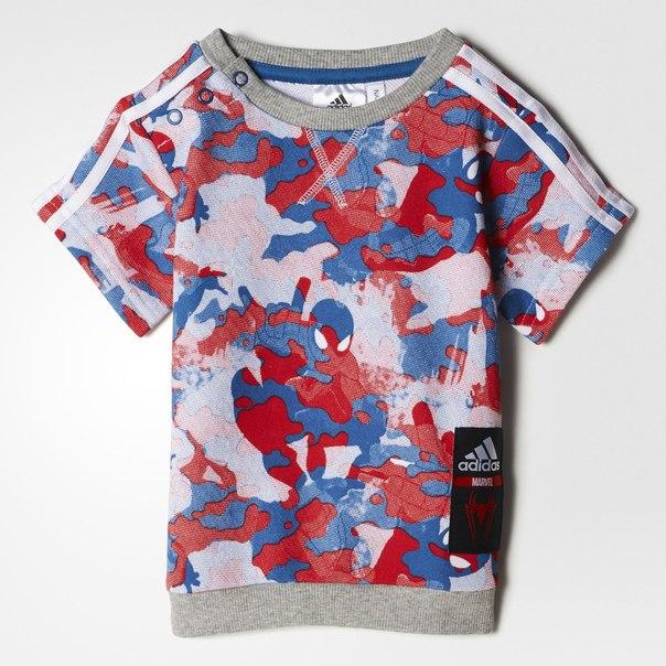 Комплект: футболка и шорты Spider-Man