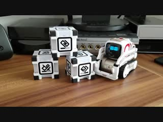 ANKI COZMO is angry l COZMO злится l COZMO ist verärgert ___ More in Playlist_ https_llwww.youtube.comlwatch_v=uP06uaI8dTI