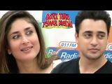 Kareena Kapoor Khan & Imran Khan Promote Gori Tere Pyaar Mein At Radio City