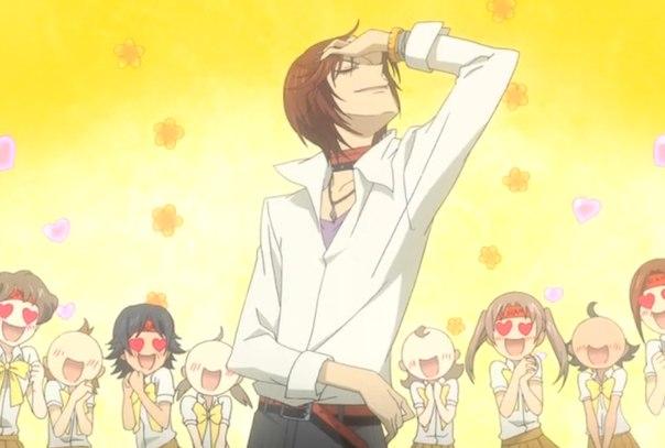 аниме приятно познакомиться бог 2 серия 1 сезон