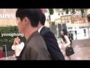 [2018.09.23] Kim Hyun Joong at Gimpo Airport Heading to Japan cr 金贤重的_小可爱