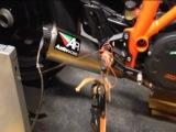 Austinracing KTM1290 Superduke GP3 Low Level De Cat Exhaust
