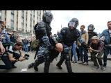 Вот так / США и ЕС осудили избиение участников антикоррупционной акции в России <#Белсат>