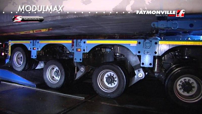 FAYMONVILLE - Trailers to the MAX Гигантизм по Бельгийски - прекрасен !