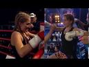 Anastasia Yankova vs Hristina Domorackaya W5 FIGHTER MILK MOSCOW