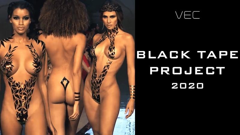 BLACK TAPE PROJECT ● Swimwear Fashion Show 2020 Miami ● VEC