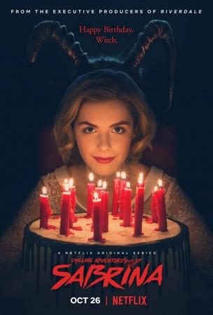 «Леденящие душу приключения Сабрины» (Chilling Adventures of Sabrina, 2018 - ...)