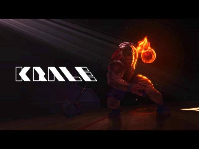 Krale - Dunkmaster