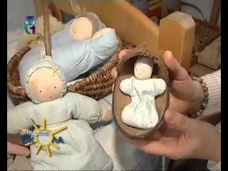 Делаем куколки оберег своими руками для ребёнка