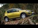 Renault sandero stepway 2017 (полная версия)