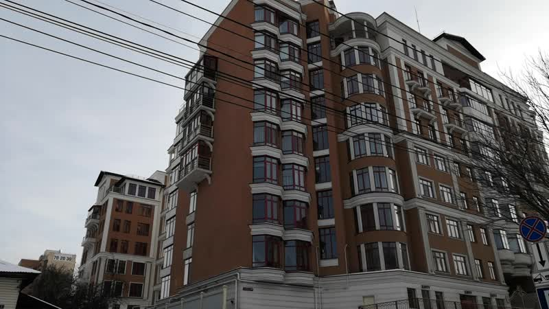 Жилой комплекс АристократЪ по улице Софьи Перовской 9 города Тула