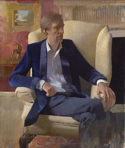 Diarmuid elley (British, b.1972) Родился в Stirling. Окончил Newcastle University (1995) , учился в магистратуре в Chelsea College of Art and Design. В 2003 брал уроки рисования в The Princes