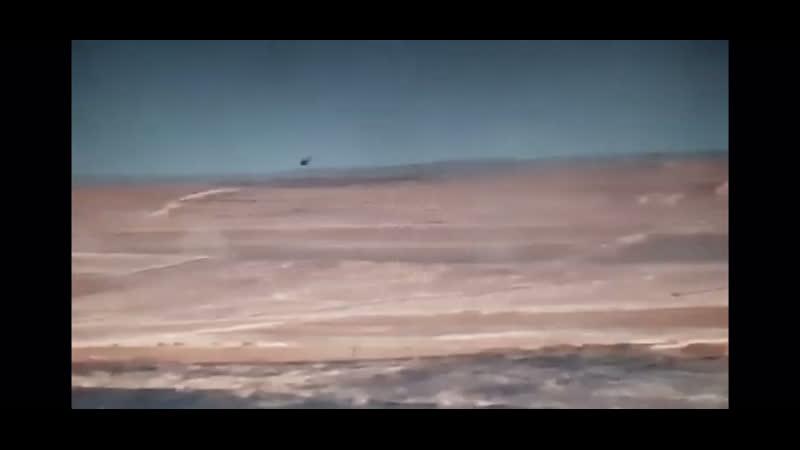 Вертолёт ВС Азербайджана у границ Арцаха
