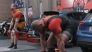 Official Strongman Games 2018 European Championship - Car Deadlift