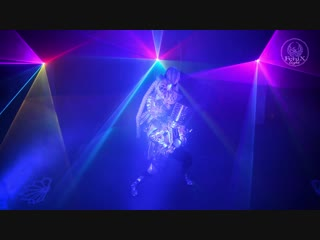 fenixlight - Новое световое лазерное шоу. Первые па