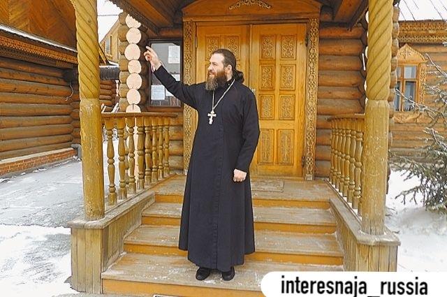 В Челябинской области, в посёлке Тургояк в январе 2014 года венчалась пара. Жени...
