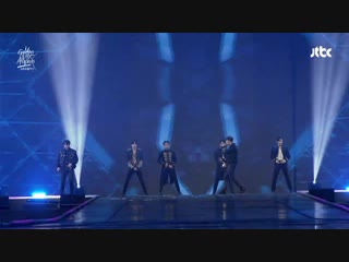 [Выступление] 190106 GOT7 - Miracle + From Now (Yugyeom) + Look @ 33rd Golden Disk Awards