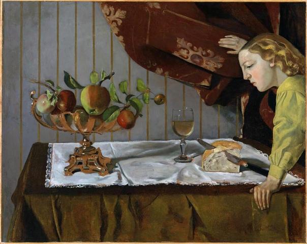 Бальтюс, Balthus , он же Бальтазар Клоссовски, Balthasar Klossowski de Rola ( 1908 – 2001) Многие заявляют, что мои раздетые девочки эротичны. Я никогда не писал их с этой целью, это просто бы