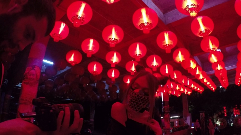 CФЕРА backstage 'CHINESE TRIP' Summer / Autumn '18 part 1.1