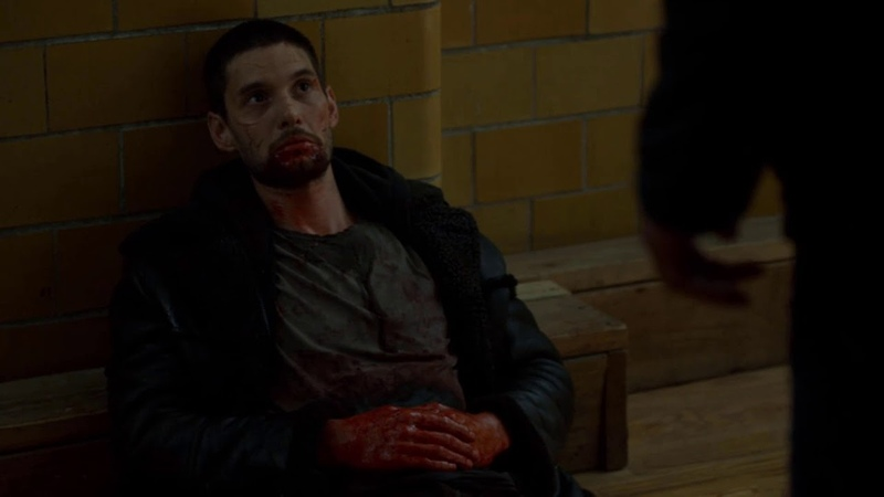 The Punisher S2 Jigsaw Billy Russo Death Scene