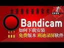 """全球最佳""""视频录像软件"""",班迪录屏Bandicam4.1.7最新破解版crack【ZUZU自由第2期】"""