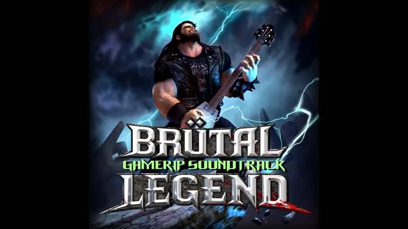 {Level 24} Brutal-Legend-Gamerip-Soundtrack God Of Thunder