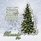 Marvin Gaye альбом Singing Through The Winter Wonderland