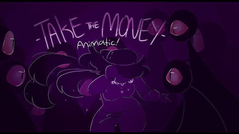 The Money I 21 chump Street Animatic