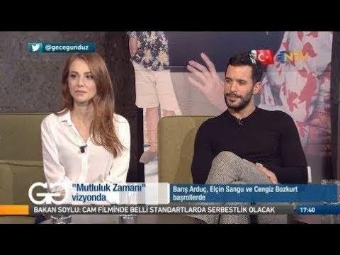 Elçin Sangu Barış Arduç ❤️ My babies ❤️ New interview for Gece Gündüz NTV ❤️ Mutluluk Zamanı ❤️