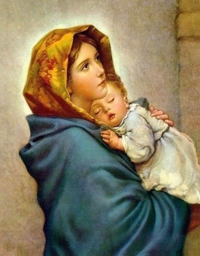 МАТЕРИНСКАЯ МОЛИТВА О, Господи, как краток путь земной... Свечу мою задуть стремится ветер... Молю,Ты смерть не посылай за мной, Пока во мне нуждаться будут дети. Ты можешь хворь любую исцелить, Простишь меня и примешь покаянье. Лишь только Ты умеешь так любить И понимать телесные страданья. Ты путь прошёл от ясель до креста, Господь,принявший облик человечий... Твоя непостижима доброта, Ты был и есть,и неизменно вечен! Храни детей моих среди невзгод, Не допусти угрозы смертной битвы! И верю…