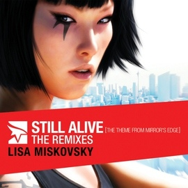Lisa Miskovsky альбом Still Alive (The Theme From Mirror's Edge)