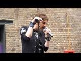 Mikelangelo Loconte - reprise d'Angels, Robbie Williams - showcase Résonance, Le Havre 21/06/2013