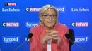 Marine Le Pen l'invitée du Grand Rendez-vous 23/09