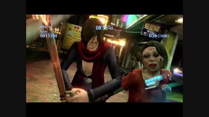 Resident Evil 6 Mercenaries Urban Chaos 1,430,603 (SOLO - CARLA)