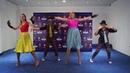 Танцевальная школа FM - танец Стиляги
