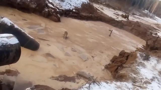 продувка газопровода