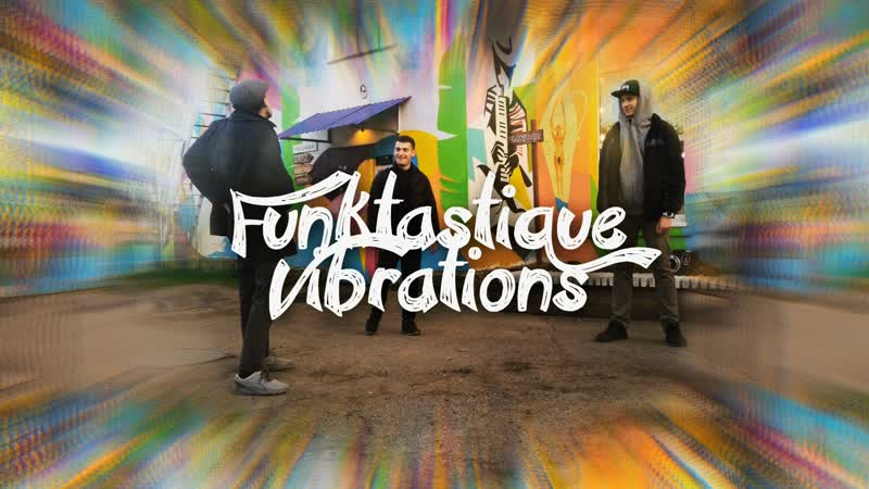 Funktastique Vibrations. Afterclass Chillin by FVDS Team. Minsk