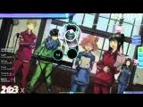 Osu! Taneda Risa, Chihara Minori &amp Yamaoka Yuri - Yakusoku no Kizuna (TV Size) hardDT+HD