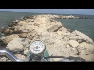 Yamaha Vino Тестдрайв мытакросс-блть