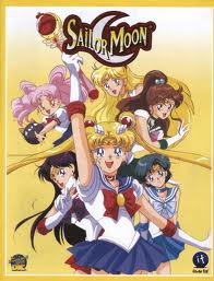 Sailor Moon S01E03-04